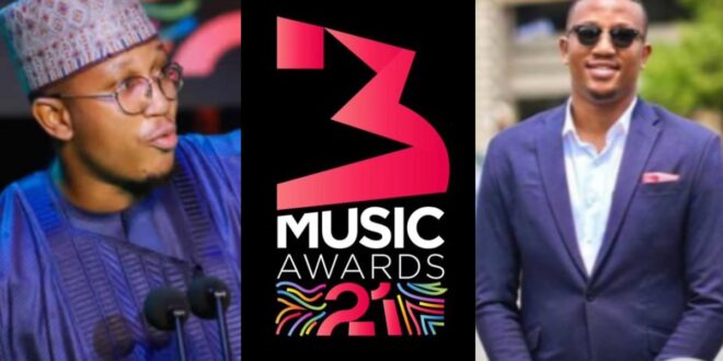 """""""We spent Ghc6 million on 3music awards and worked with 1000 people""""- Sadiq Abdulai 1"""
