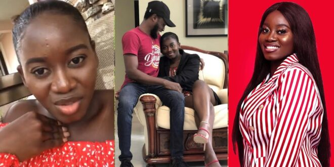 YOLO actress Christabel Amoabing blast another actress for threatening to k!ll her for dating her boyfriend (video) 1