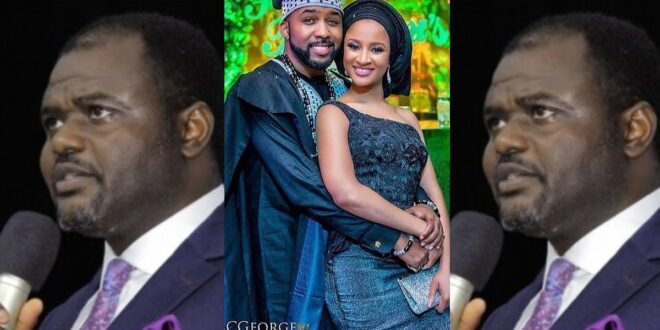 'You are a f0ol if you spend Ghc 30,000 or more on a wedding'- Pastor advises young couples 1