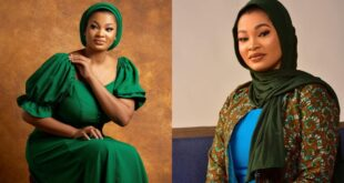 I will never go n@k3t in a movie role - Actress Habiba Sinare reveals 6