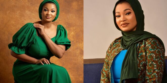 I will never go n@k3t in a movie role - Actress Habiba Sinare reveals 1