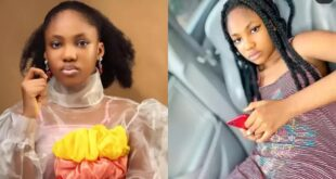 See pictures of 11 years old actress making waves on social media 9