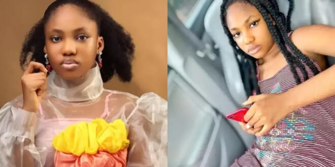See pictures of 11 years old actress making waves on social media 1