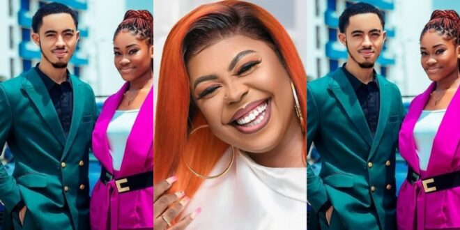 My twins will never marry a woman schooling in Ghana, They will chop you for free - Afia Schwarzenegger - Video 1