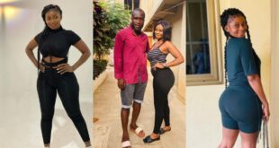 All you need to know about ras nene's girlfriend who features in his comedy skits (video) 12