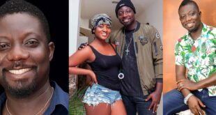 Pictures of Bill Asamoah that shows he is one of the finest actors in the country 12
