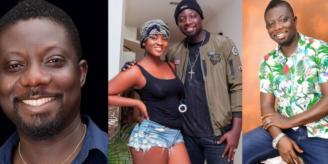 Pictures of Bill Asamoah that shows he is one of the finest actors in the country 1
