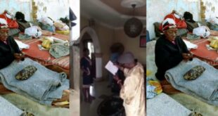 Man gives his family house as charity to church as his family sleeps outside - Video 41
