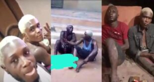 Nigerian big boys arrested in robbery operation days after flaunting off online - Videos 6