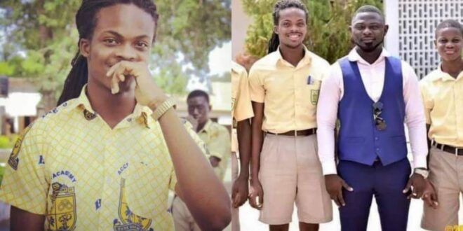 Accra Academy gives admission to Rasta Boy who was rejected by Achimota 1
