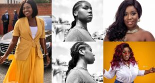 8 Beautiful Ghanaian Female Celebrities who have said 'NO' to bleaching (photos) 10