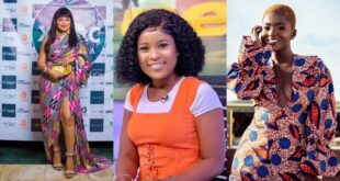 5 of Ghana's hottest celebrities who competed in the Miss Malaika pageant 4