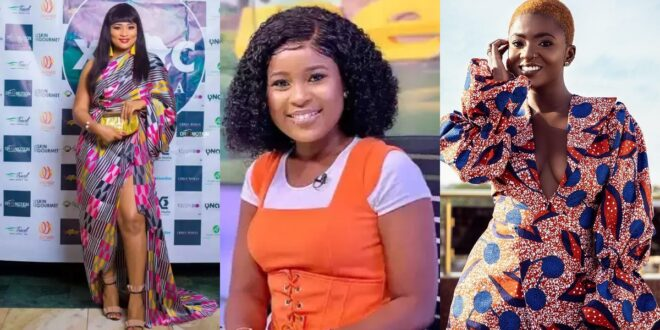 5 of Ghana's hottest celebrities who competed in the Miss Malaika pageant 1