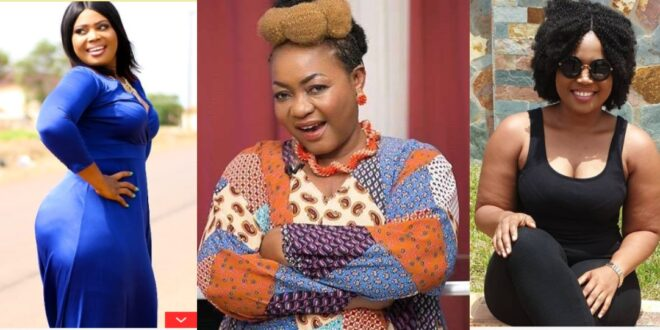 Pictures of Christiana Awuni's well-endowed daughter flood the internet as she celebrates her birthday. 1