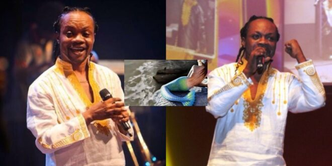 Daddy Lumba is married to 'Maame Wata' - Prophet Adu reveals 1