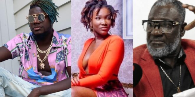 Ebony's father blast Pope Skinny for saying God K!lled her because she was a lesb@in 1