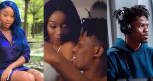 """I am dying to hear the voice of Kwesi Arthur""- Efia Odo 20"