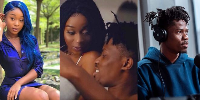 """I am dying to hear the voice of Kwesi Arthur""- Efia Odo 1"