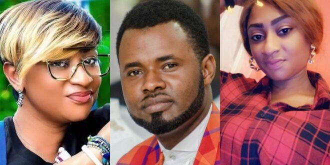 """I wish Ernest Opoku was my boyfriend; I've had several fights overhim"" – Kumawood actress Ellen Kyei White (Video) 1"