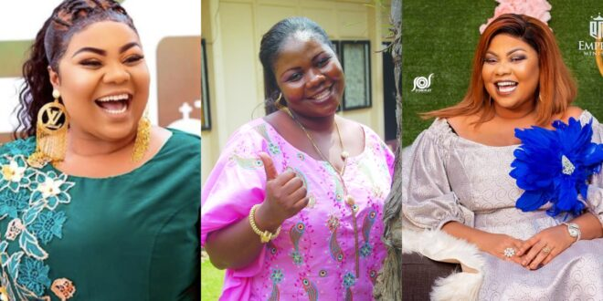 """""""Never tell your friends about your Destiny helper""""- Gifty Osei advises Ghanaians (video) 1"""
