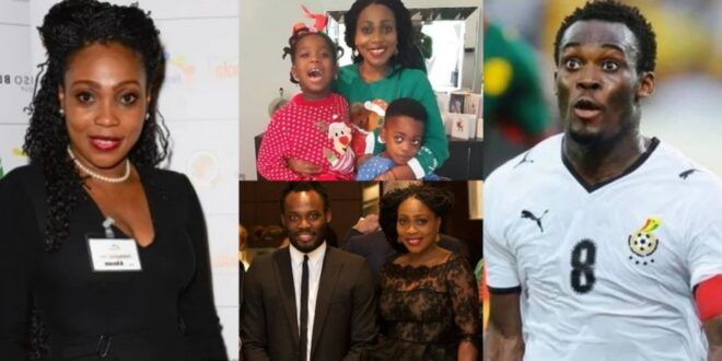 """""""Micheal Essien's Kids are not his own because he is gay""""-Prophet Adu Boahen 1"""