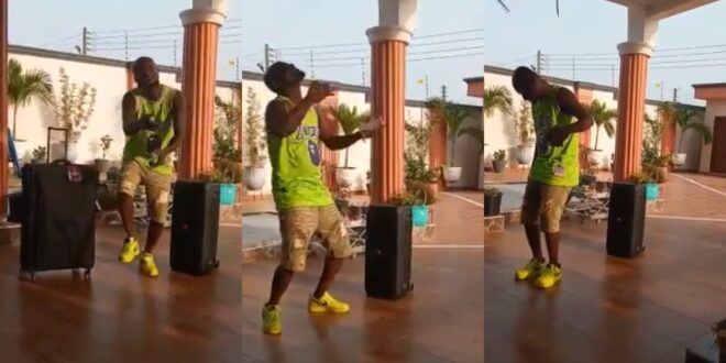 """Funny Face is fine now - Fans jubilates after seeing him jamming to R Kelly's """"The Storm Is Over Now"""" - Video 1"""