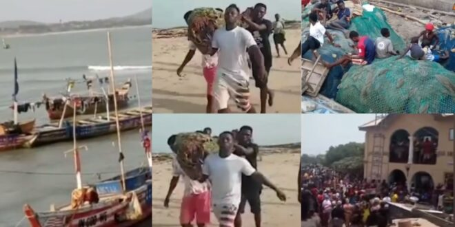 'god of the Apam Sea Drowned the 20 children because they had sex in the water'- Traditional leaders say 1