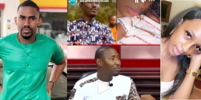 """'I caught my brother sleeping with my wife, because of this I won't marry again""""- Ibrah One 1"""
