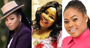 """Joyce Blessing doesn't talk to me because I exposed her for lying""- Anita Afriyie 25"