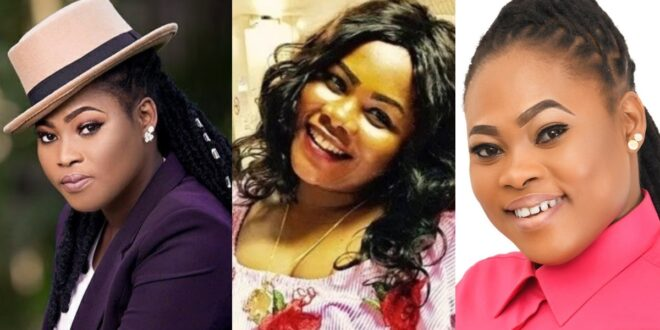 """""""Joyce Blessing doesn't talk to me because I exposed her for lying""""- Anita Afriyie 1"""