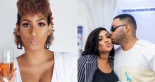 Kwadwo Safo Jnr Pens down a lovely Birthday message for his ex-wife Juliet Ibrahim 5