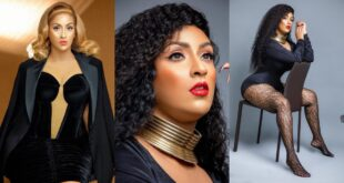 Juliet Ibrahim breaks the internet with hot and beautiful birthday photos 5