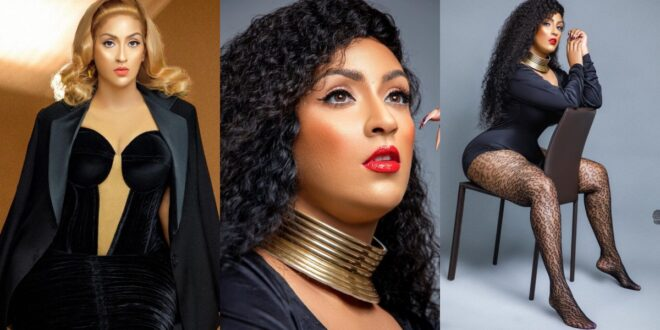 Juliet Ibrahim breaks the internet with hot and beautiful birthday photos 1