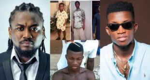 I am who I am today because of Samini - Kofi Kinaata 11