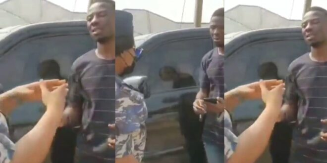 Kwaku Manu arrested by Police for gross disrespect and violation of C()vid Protocols 1