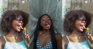 She posted these pictures of herself but people saw this and started reacting (photos) 80