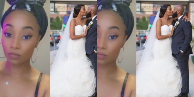 we are happily married after having s3kz on our first date - Lady reveals - Photos 1
