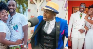 """""""Okyeame Kwame is a f()0l for remaining faithful to one woman""""- Counselor Lutterodt 23"""
