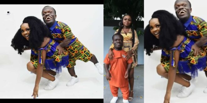 Wife to diminutive actor reveals how their relationship started - Video 1