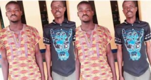 Two Men Arrested For Gang-R@ping Their Neighbor's Daughter At 2am - Photos 4