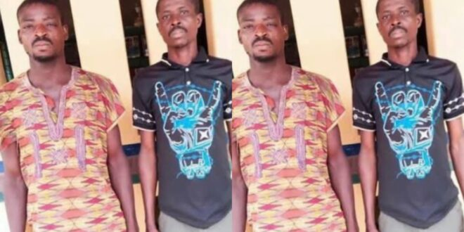 Two Men Arrested For Gang-R@ping Their Neighbor's Daughter At 2am - Photos 1