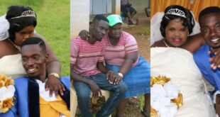 Photos of Mmebusem and his mentally impaired wife surfaces again on social media. 6