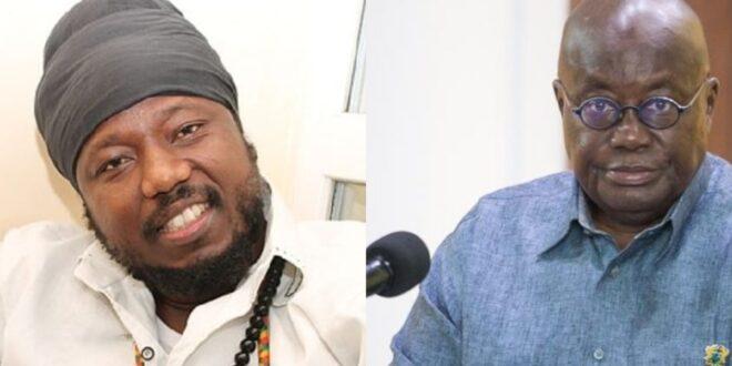 Never vote for an old man of Akufo Addo's age as president again – Blakk Rasta tells Ghanaians 1