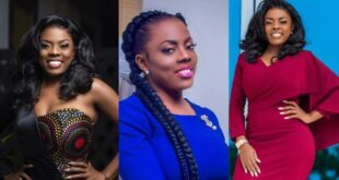 Nana Aba Anamoah reveals how she was almost scammed $9000 by somebody she wanted to help 25