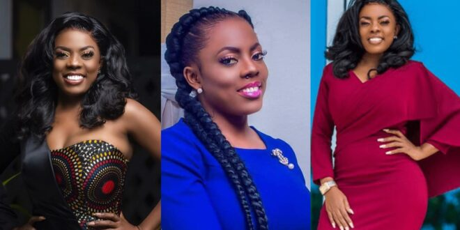 Nana Aba Anamoah reveals how she was almost scammed $9000 by somebody she wanted to help 1