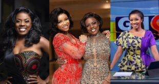 Nana Aba Anamoah warns serwaa Amihere not to lie to young girls about her life. 28