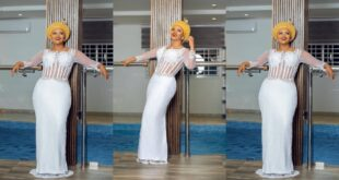 Nana Ama McBrown Shows Off Her Living Room Swimming Pool While Shading Her Detractors | Pictures 12