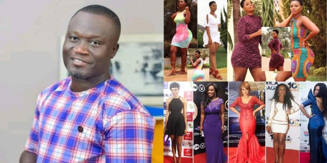 """""""70% of actresses are chopped by movie producers before they are given roles""""- Ola Micheal 1"""