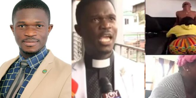 """""""You are also G@y if a woman has ever sucked your manhood""""- Apostle Solomon Asare 1"""