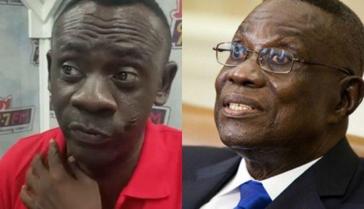 Akrobeto praises Late Atta Mills and blasts Nana Addo for this reason